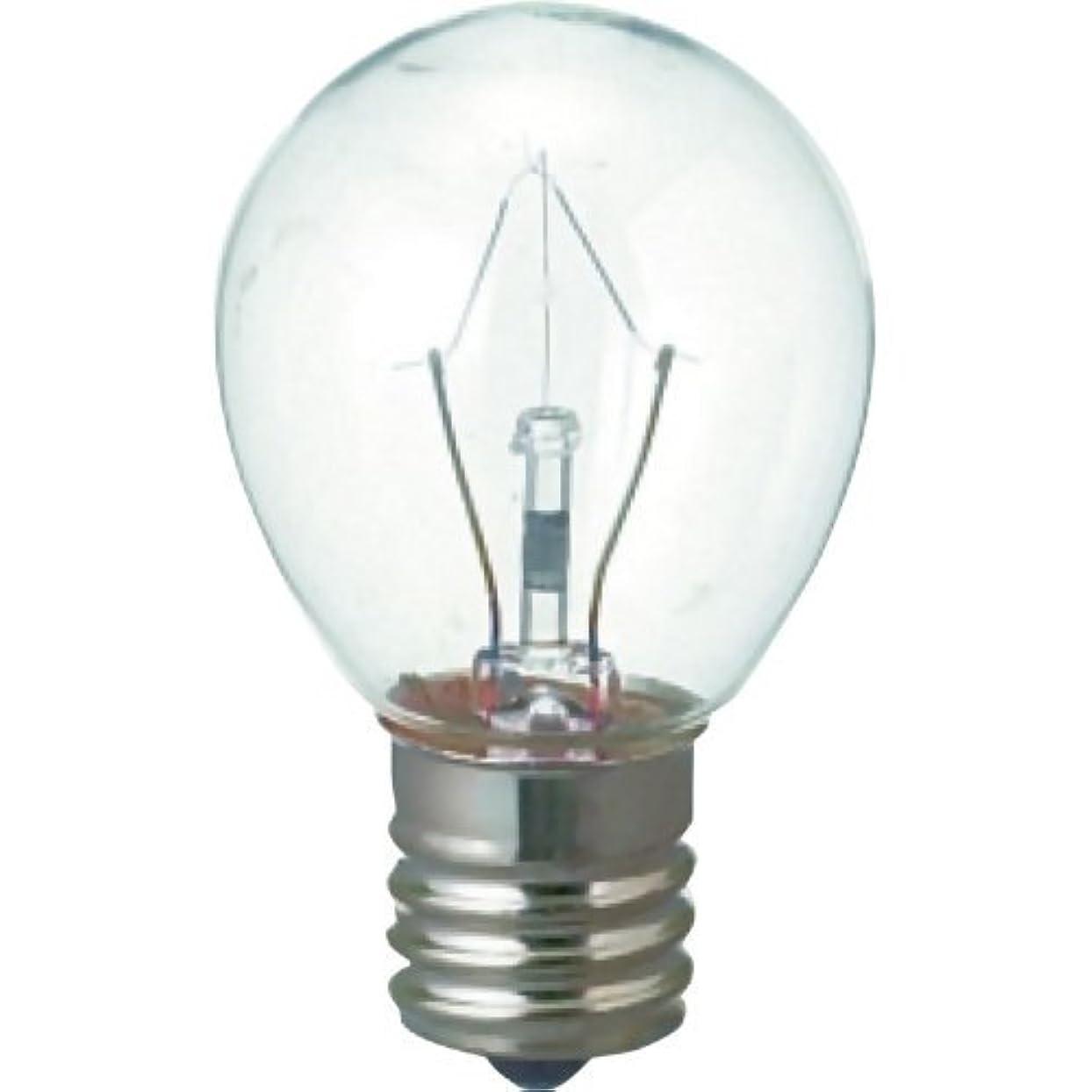 バック突っ込む請負業者アロマランプ電球 100V25W
