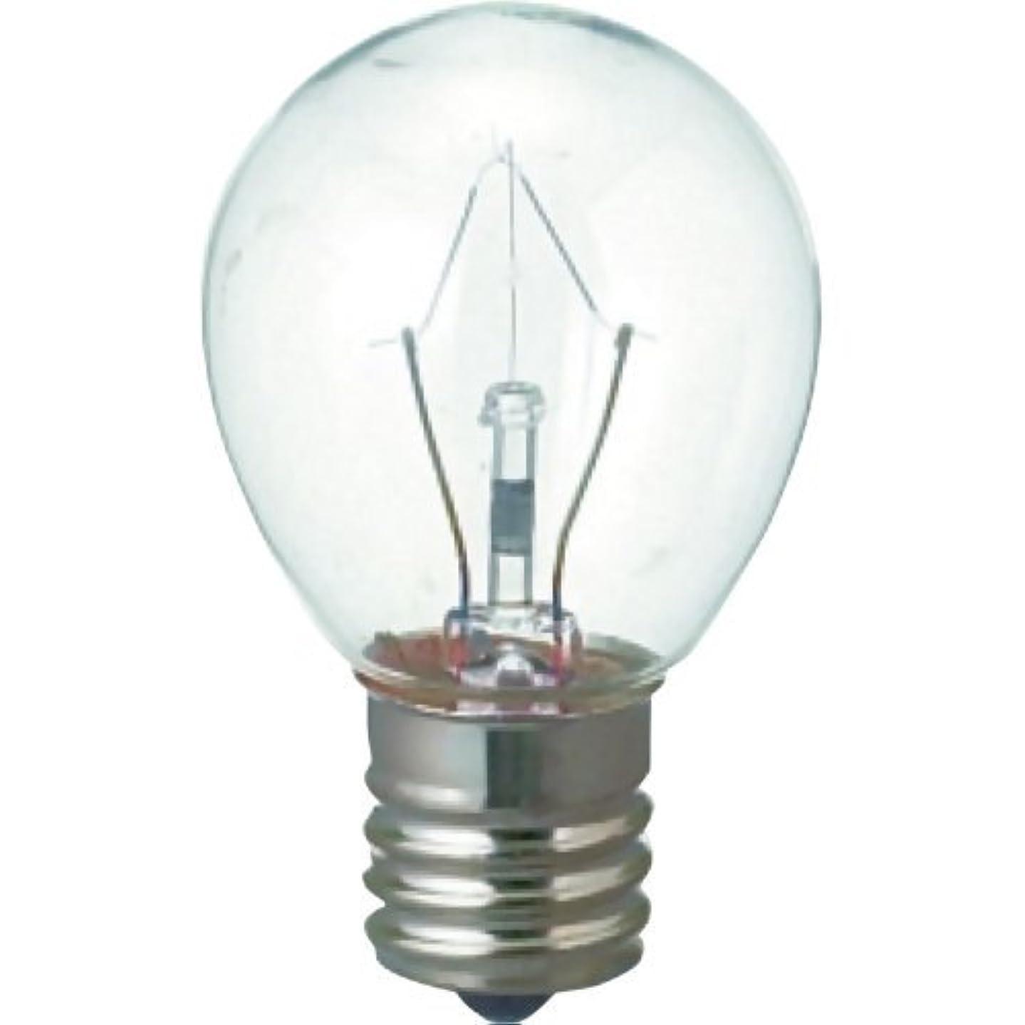 セールスマン羽兵隊アロマランプ電球 100V25W