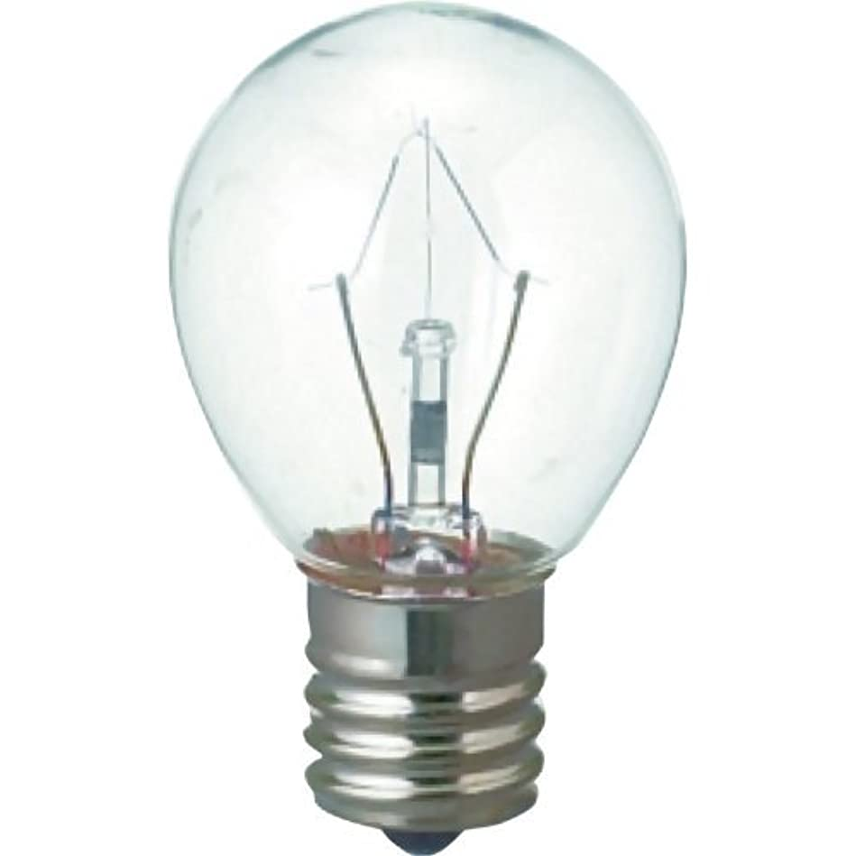 なぜ彼女セイはさておきアロマランプ電球 100V25W