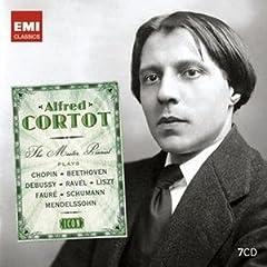 EMI Icon: Alfred Cortot(7枚組)の商品写真