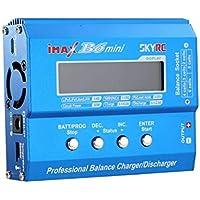 LiPo Nimh Nicdバッテリー用SKYRC iMAX B6ミニRCバランスチャージャーディスチャージャ