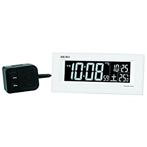 セイコー クロック 目覚まし時計 電波 交流式...の関連商品1
