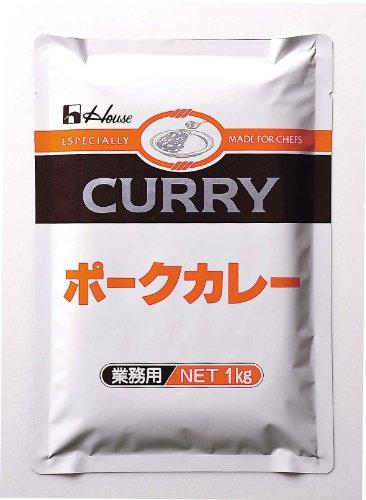 ポークカレー 業務用 袋1kg