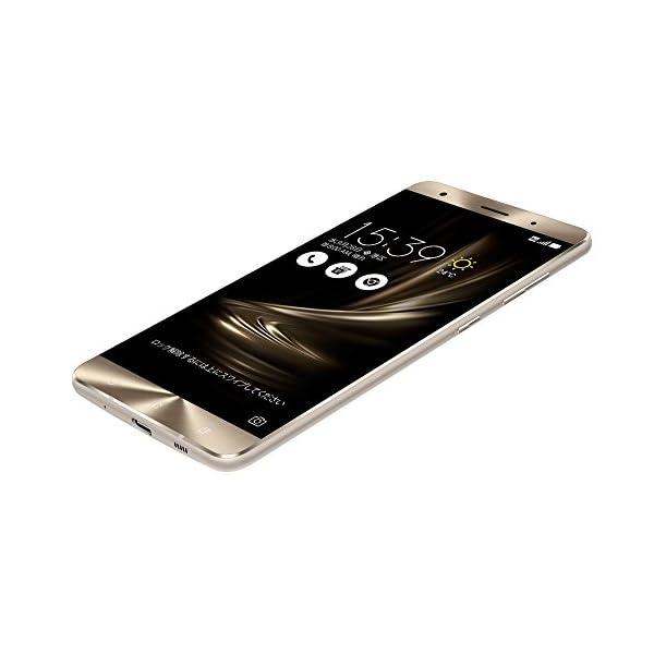 ASUS ZenFone3 Deluxe SI...の紹介画像4