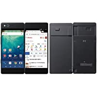 【国内正規品】M Z-01K 5.2インチ×2画面スマホ Black 黒 Android SIMフリー mz-01k 本体 docomo ZTE