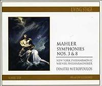 Mahler: Symphonies 3 & 8
