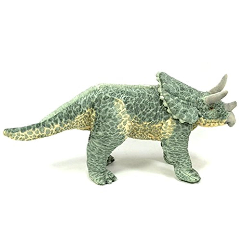 座れる 恐竜 【 トリケラトプス 】 / 1025-37 / ###座れる恐竜1025-37###