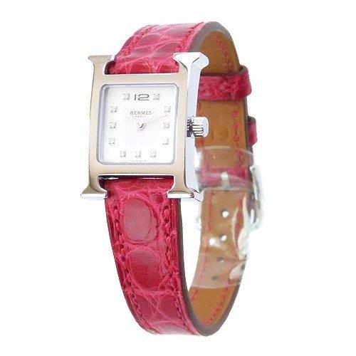 (エルメス)HERMES 腕時計 HE91-WHAT-428...