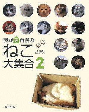 我が家自慢のねこ大集合〈2〉―猫ブログコレクションの詳細を見る