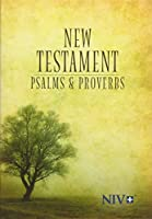 New Testament With Psalms and Proverbs: New International Version