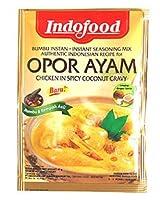Indofood OPOR AYAM インドネシア風鶏肉のココナッツミルク煮込みの素 3袋セット