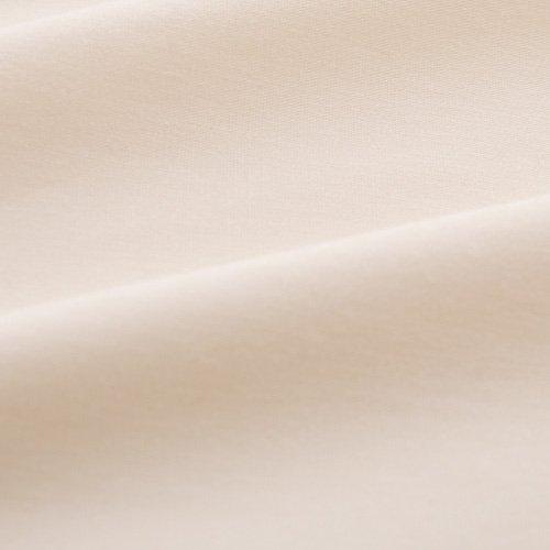 エムール 掛けカバー シングル 綿100% 防ダニ 抗菌 防臭 日本製 ミルクホワイト