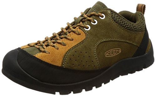 [キーン] KEEN メンズ スニーカー Jasper Rocks Military Olive/Cathay Spice 29cm(US 11) | 1017662