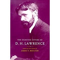 D. H. Lawrence, The Selected Letters of D.H. LawrenceのAmazonの商品頁を開く