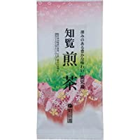 前田園 豊かな味わい 知覧煎茶 100g