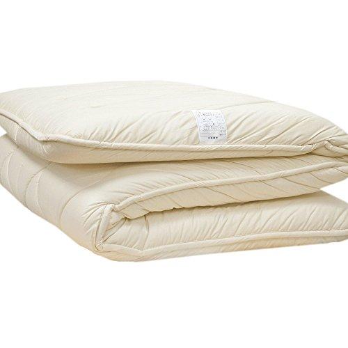 敷布団 ダブル 病院で使われている 究極の質の良い睡眠敷き布団 OR (ダブル)