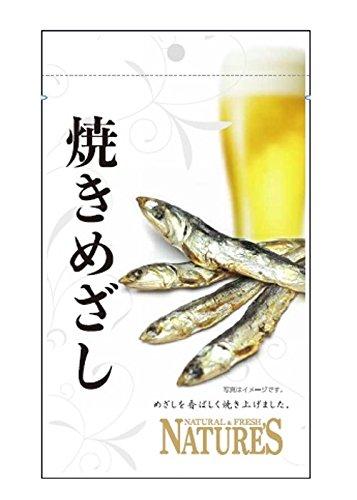 山栄食品工業 ネイチャーズ 焼めざし 15g×6袋