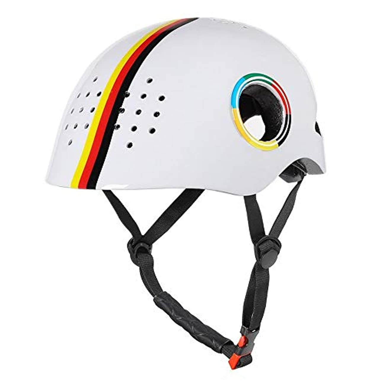 ジャベスウィルソン静かなアルコールCXUNKK 新しい都市カジュアル若者自転車バランスプーリー乗馬安全ヘルメットアウトドアスポーツ用品