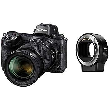 Nikon ミラーレスカメラ 一眼 Z7 24-70+FTZマウントアダプターキット Z7LK24-70FTZKIT