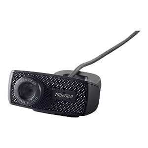 iBUFFALO マイク内蔵120万画素Webカメラ HD720p対応モデル ブラック BSWHD06MBK