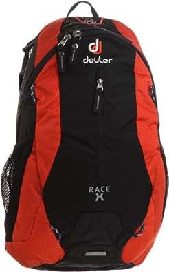 [ドイター] deuter Race X  D32019 7900 (ブラック×オレンジ)