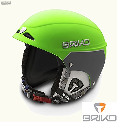 [해외] BRIKO(브리고)SNOWY 어른용 프리 라이드 스노우 헬멧 스키 스노보드 겸용 SH0004-