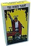 The Rider Tarot Deck タロットカード 占い ウェイト版 78枚 (日本語指導付き)
