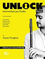 Unlock: Intermediate Jazz Etudes