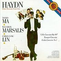 3 Favorite Concertos
