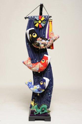 【鯉のぼり】室内鯉幟:登竜門伝説(小)【室内鯉のぼり】