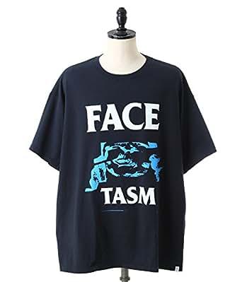 FACETASM [ファセッタズム] / FACETASM BIG TEE (ファセッタズム ビッグ ティーシャツ 半袖 カットソー) 00 ホワイト