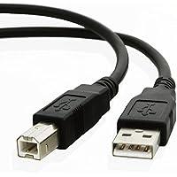 NiceTQ USB PC転送データケーブルコードfor M - Audio Keystation 88II | 88-key USB MIDIキーボードコントローラ