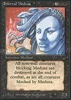 Magic: the Gathering - Infernal Medusa - Legends