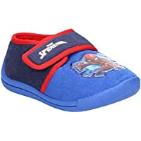Leomil Boys Spiderman Touch Fastening Shoe