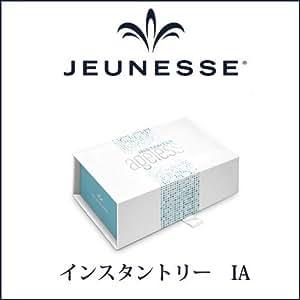 ジュネスグローバル インスタントリー IA 50包入り ルミネス化粧品 ageless