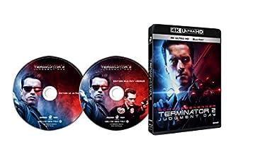 ターミネーター2 4K Ultra HD Blu-ray Ultra HD Blu-ray +Blu-ray 2枚組)