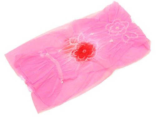 子供用浴衣帯 兵児帯(へこ帯)【ピンク】218