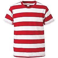 UnitedAthle(ユナイテッドアスレ) 5.0ozボールドボーダーTシャツ半袖 《7colors/S~Lサイズ》
