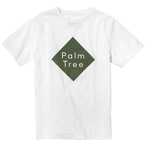 Saturdays Surf NYC parm tree tee Tシャツ