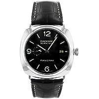 [パネライ] 腕時計 PANERAI PAM00388 ラジオミール ブラックシール 3デイズ SS/ブラックレザー 自動巻き 45mm[中古品] [並行輸入品]