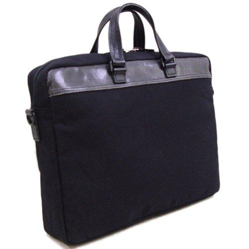織人[オリジン]多機能ビジネスバッグ メンズ ブラック