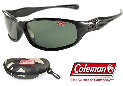 [해외] COLEMAN 콜맨 편광 썬글라스 CO3033-3(콜맨 전용 하드 케이스+스티커부)-