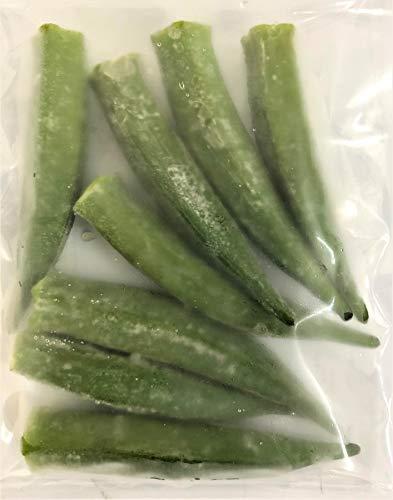 冷凍おくら 国産(徳島産) 100g 冷凍野菜 【消費税込み】