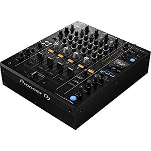 Pioneer DJ 4チャンネルDJミキサー DJM-750MK2