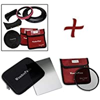 WonderPana FreeArc Essential CPL 0.9SE Kit - Core Filter Holder Lens Cap 66 Brackets 0.9 Soft Edge Grad ND and 145mm CPL Filters for Sony FE 12-24mm f/4 G E-Mount Lens [並行輸入品]