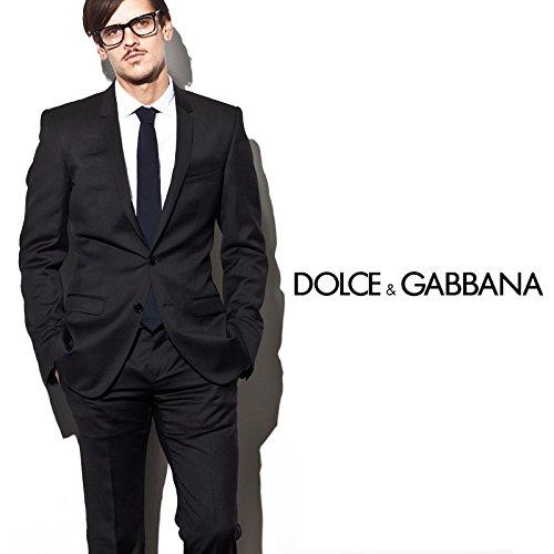 DOLCE&GABBANA/ドルチェアンドガッバーナ2ピースセットアップスーツ(ブラック) g1nlctfu2tf