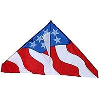 In the Breeze Patriotic Delta Kite, 57-Inch [並行輸入品]