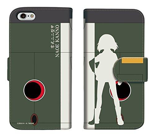 ブレイブウィッチーズ 02 管野直枝 ダイアリースマホケース for iPhone6/6sの詳細を見る