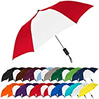 StrombergBrand The Spectrum Umbrella-Most Popular Style-Automatic Open, Compact