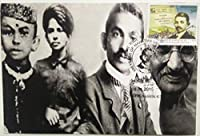 100 Years of Mahatma Gandhi's Return (25) Maxim Card